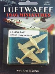 Nakajima B5N2 Kate w/Torpedo