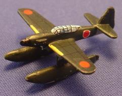 Aichi Seiran Floatplane