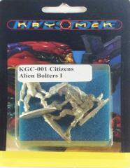 Alien Bolters #1