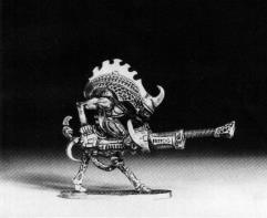 Warrior w/Bio-Acid Jet