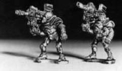 SWAT Team w/Heavy Weapons #1