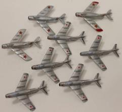 Luftwaffe 1946 Miniatures - Soviet Union - Loose Miniatures
