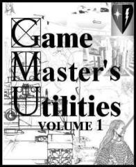Game Master's Utilities, The #1