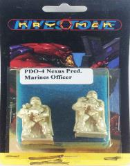Predator Marine Officer