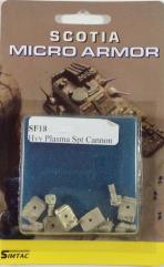 Hvy Plasma Spt Cannon