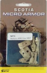 Merkava 4000 Grav MBT