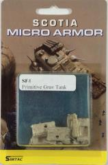 Primitive Grav Tank