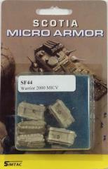 Warrior 2000 MICV