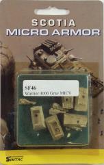 Warrior 4000 Grav MICV