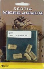 MIR-113 4000 Grav APC