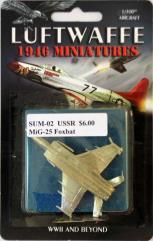 MiG-25 Foxbat A