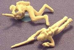 Swimmer - Frogwomen, Wetsuit, Scuba