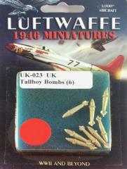 Tallboy Bomb