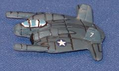 F5U-1 VSTOL Fighter