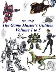 Art of the Game Master's Utilities - #1-5