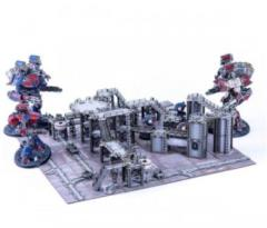 Micro Scale Industrial Sector (Pre-Painted)