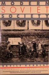 Modern Soviet Society
