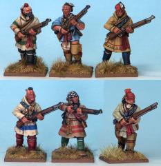 Indian Warriors #1