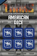 American Dice Set