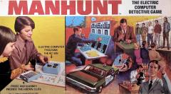 Manhunt - The Modern Electric Computer Detective Game
