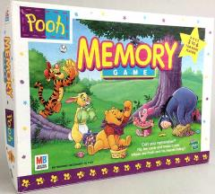 Memory Game - Pooh Edition