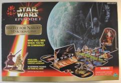 Star Wars Episode I - Battle for Naboo 3-D Action Game