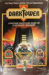 Dark Tower - Parts Copy, Tower Does Not Work
