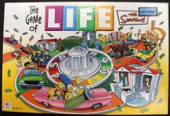 Game of Life, The - Simpsons Edition