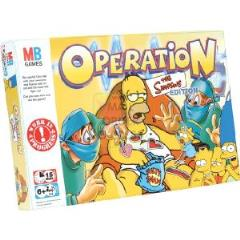 Operation - The Simpsons (Talking Homer Edition)