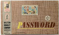 Password (1st Edition)