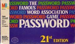 Password (21st Edition)