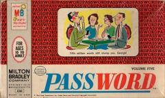 Password - Volume 5