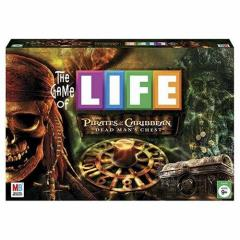 Game of Life, The - Pirates of the Caribbean Dead Man's Chest Edition