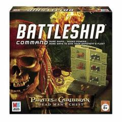 Battleship Command - Pirates of the Caribbean, Dead Man's Chest