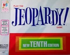 Jeopardy (10th Edition)