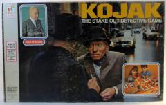 Kojak - The Stake Out Detective Game