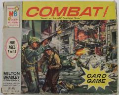 Combat - Card Game