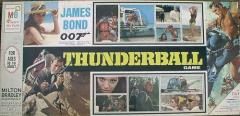 James Bond 007 Thunderball Game