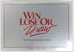 Win, Lose or Draw (1988 Edition)