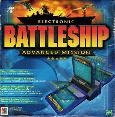 Electronic Battleship - Advanced Mission