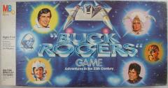 Buck Rogers Game - Adventures in the 25th Century