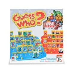 Guess Who? - Marvel Heroes Edition