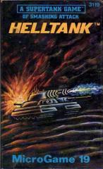 MicroGame #19 - Helltank