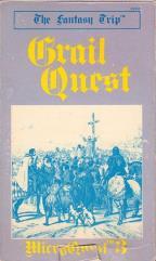 MicroQuest #3 - Grail Quest