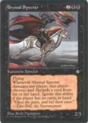 Abyssal Specter (U) (x4)