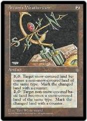 Arcum's Weathervane (U)