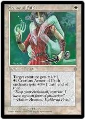Armor of Faith (C) (x4)