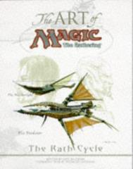 Art of Magic the Gathering - The Rath Cycle