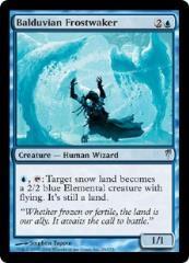 Balduvian Frostwaker (U)
