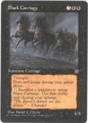 Black Carriage (R)